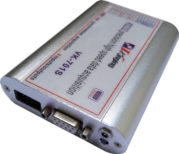 VK701S 24 bits carte d'acquisition de données série micro volt 400ksps précision haute vitesse - 4
