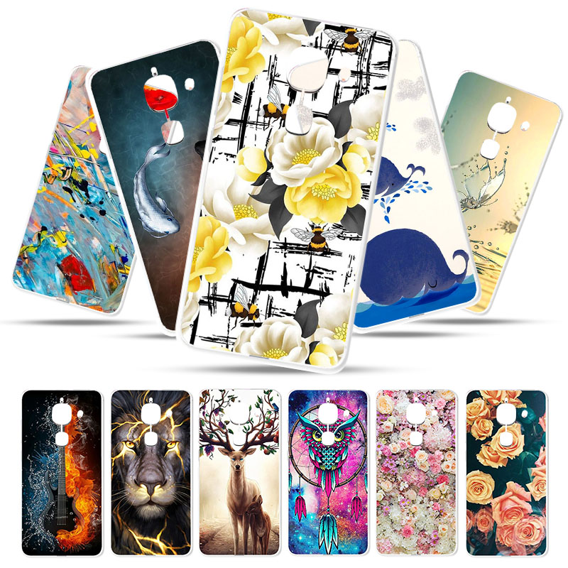 Bolomboy Painted Case For LETV LeEco Le 2 Pro Case Silicone Soft TPU Cases For LeEco S3 x622 X626 X526 Cool 1 Cover Wildflower