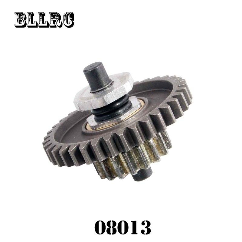 RC car 1/10 HSP 08013 Main Gear Complete 1Pcs RC HSP 1:10 Scale Monster Truck Original Parts HSP 94108 94188