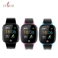 ITSYH Smart Watch Kids/Children Family Bluetooth Watch with GPS Tracking Waterproof Device SOS GPS Call Smart Watch Safe For Kid