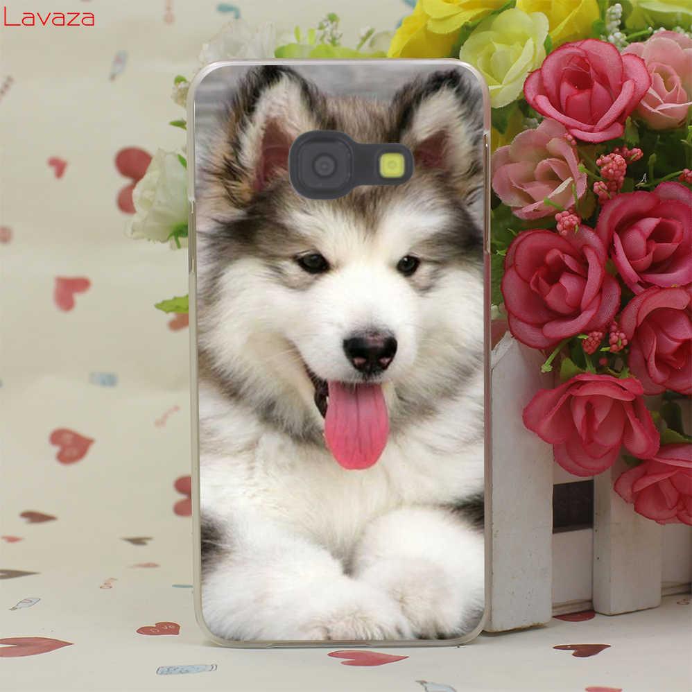 Lavaza самоед Сибирского хаски собака чехол для телефона для samsung Galaxy J6 J5 J1 J2 J3 J7 2017 2016 2015 премьер-J7 (версия ЕС)