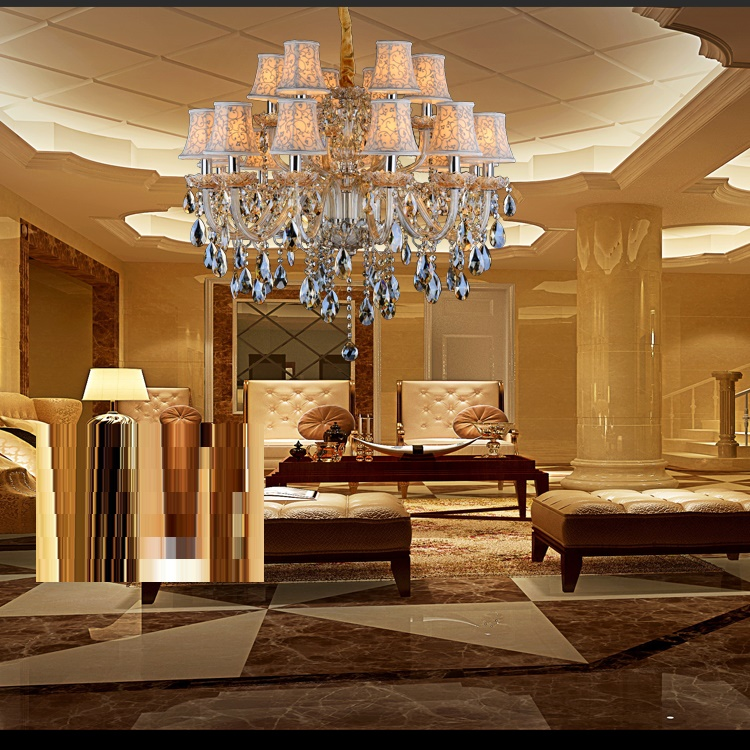 Aliexpress.com : Buy Crystal Chandelier Light For Bedroom Living Room  Crystal Light Fixture Candle Chandelier Light Luxury Crystal Lighting  Modern From ... Part 66