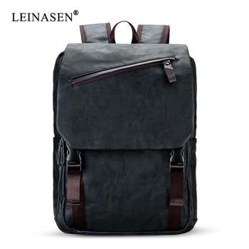 Brand Stylish Men Large Capacity Bag Travel Laptop Backpack Waterproof College Tide Casual Men's Backpacks School Bag