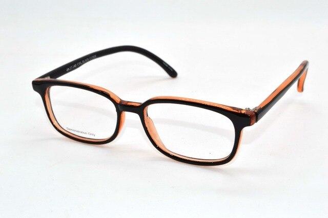Full Handmade Optical Rim Acetate Frames Ultralight Brown gradient Custom Made Prescription reading glasses Photochromic +1 to+9