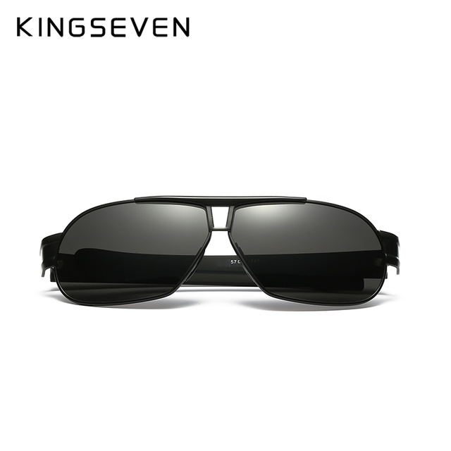 KINGSEVEN Fashion Driving Sun Glasses for Men Polarized sunglasses UV400 Protection Brand Design Eyewear High Quality  2