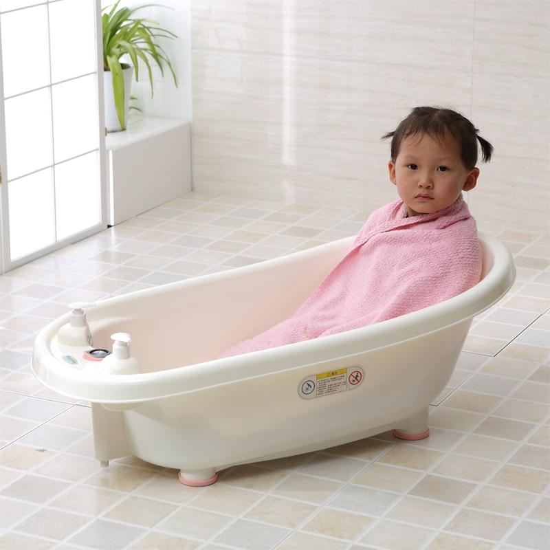 Hot Selling 2016 Popular Plastic Multifunction Baby Bathtub Infant Kids Bathtub-in