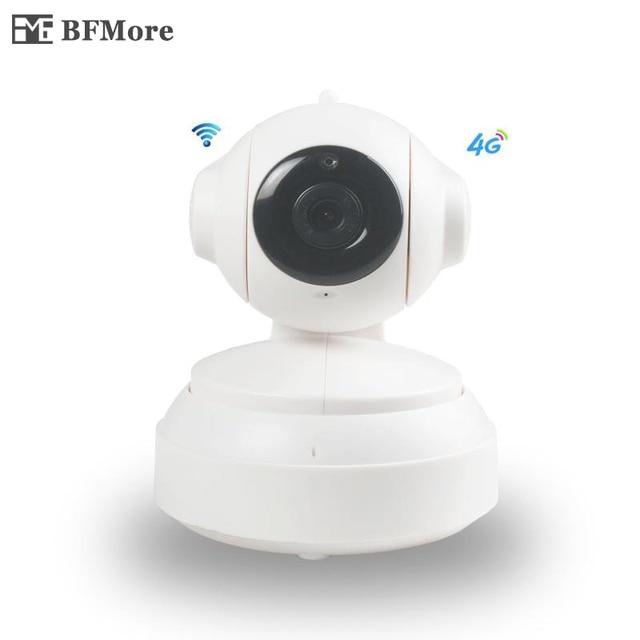 Bfmore 3g 4g Vr Ip Kamera Sim Kartu 360 Derajat Alarm Nirkabel