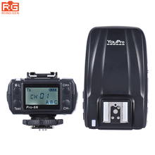 YouPro Pro-6N 2.4G Wireless i-TTL 1/8000 S HSS Flash Trigger Receiver for Nikon Digital SLR Cameras