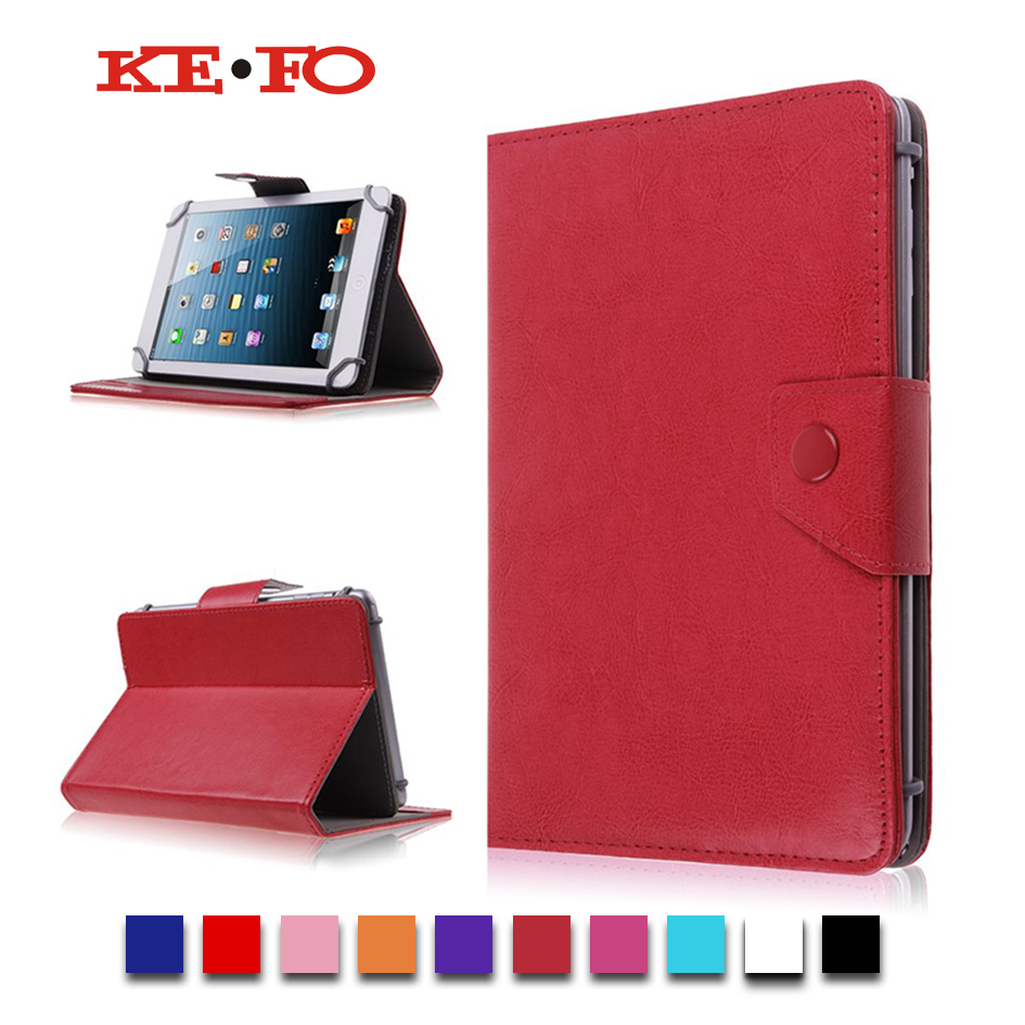 PU Leather Protective Case Stand Cover For Acer Iconia B1-730HD 7.0 inch Universal Tablet For Acer Iconia Tab 7 cases KF243C