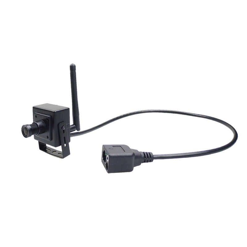 JIENU мини камера Wi Fi 720 P 960 1080 видеонаблюдения Поддержка аудио Micro SD слот Ipcam беспроводной дома Малый IP Cam