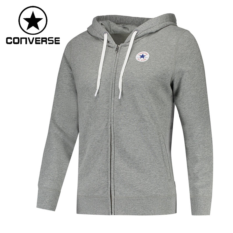 Original New Arrival 2017 Converse  Women's  Jacket Hooded  Sportswear цены онлайн