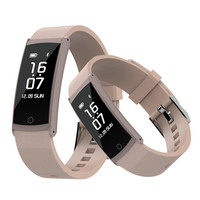 YISUYA Smart Watch For Ios/Android Men Women Smart Wristband Black/White/Red/Brown