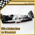 Para Mitsubishi EVO X Evolução 10 OEM Fibra De Carbono Refrigeração Slam de Painel de Radiador