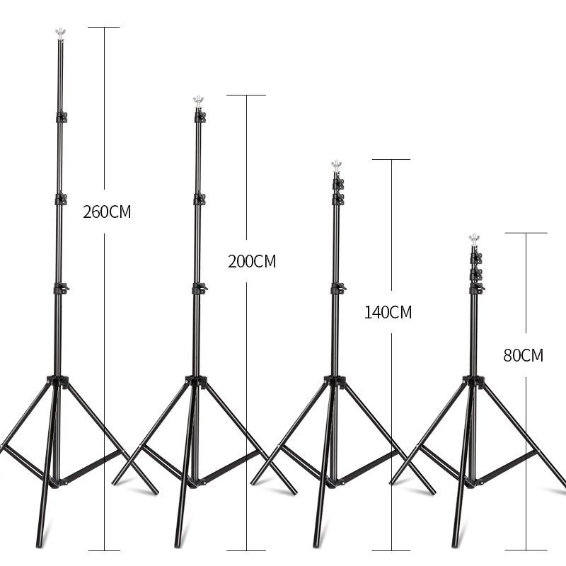 Image 5 - Background Stand Support System 2.6M x 3M/8.5ft x 10ft Kit with Carrying Case for Muslins Backdrops,Paper and Canvas-in Background from Consumer Electronics