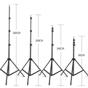 Image 5 - Background Stand Support System 2.6M x 3M/8.5ft x 10ft Kit with Carrying Case for Muslins Backdrops,Paper and Canvas