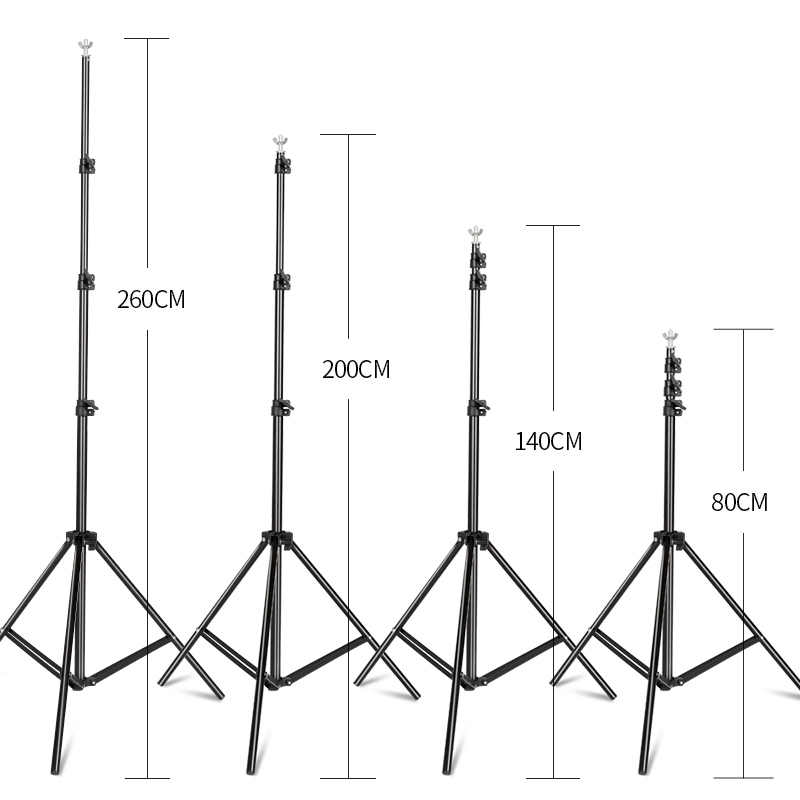 Sistema de suporte de suporte de fundo 2.6 m x 3 m/8.5ft x 10ft kit com estojo de transporte para muslins backdrops, papel e lona