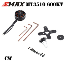 Original EMAX MT-3510 KV600 Brushless Motor CW CCW for DIY Drone RC Quadcopter Multicopter