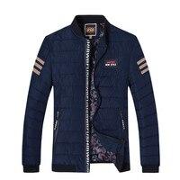 Winter Man Jacket Keep Warm Thicker Cotton Men S Winter Down Jacket Leisure Short Section Winter