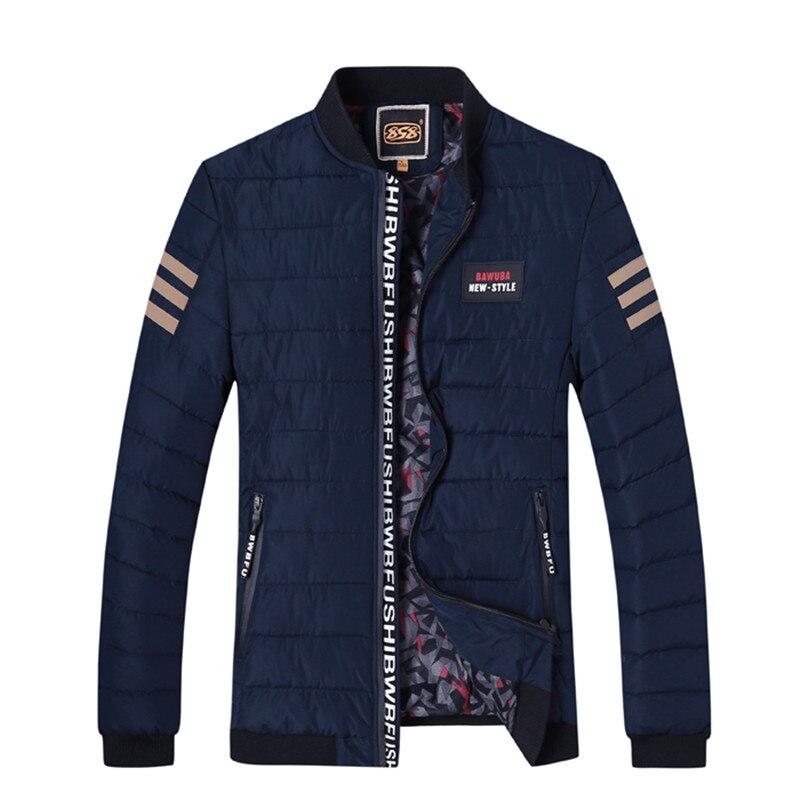 winter man jacket Keep warm Thicker Cotton font b men s b font winter down jacket