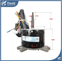 FedEx / UPS / DHL Free shipping 98% new good working for air conditioner indoor machine motor YDK90 6E YDK90 6A 1