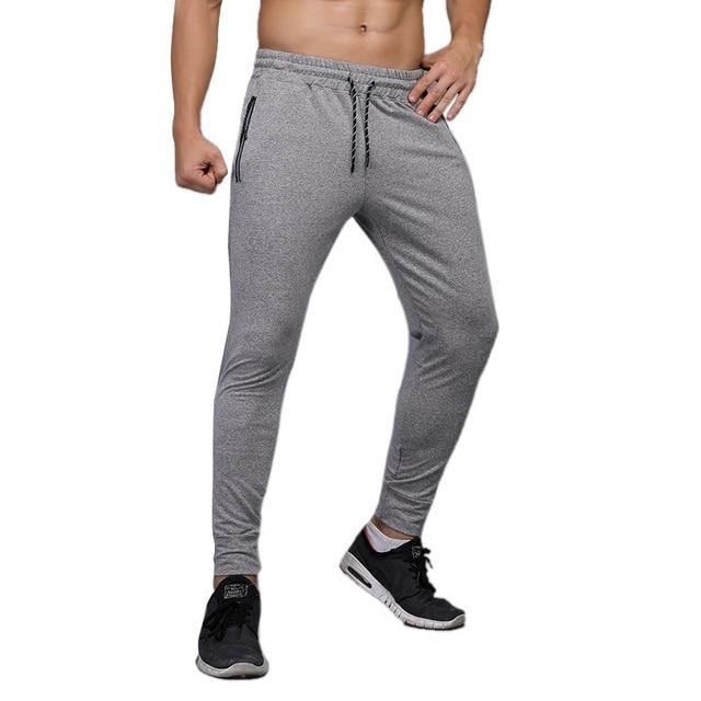 Hombres Pantalones de correr larga trota fútbol Fútbol entrenamiento  deportes Tenis gimnasio fitness Baloncesto Pantalones fino 0d88623f44f32