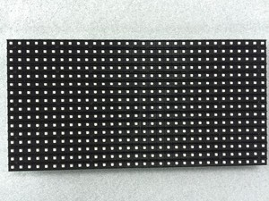 Image 2 - Outdoor 320*160mm 32*16 pixels 3in1 SMD 1/4 scan RGB P10 full color LED module voor reclame media LED Display