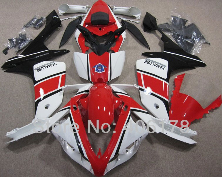 Hot Sales,Yzf-R1 2007 2008 fairing For Yamaha Yzf R1 07 08 Race Bike Yamalube Bodyworks Motorcycle Fairings (Injection molding) hot sales for yamaha yzf r1 2007 2008 accessories yzf r1 07 08 yzf1000 black aftermarket sportbike fairing injection molding