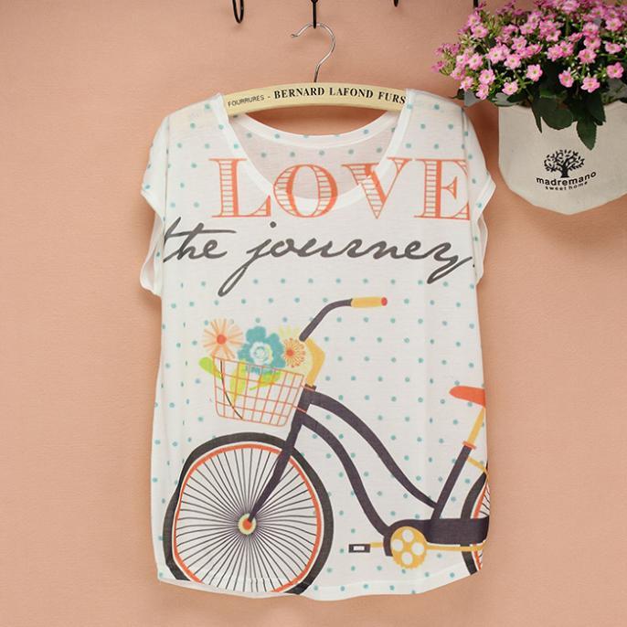 Online Get Cheap Bicycle Tshirt Women -Aliexpress.com | Alibaba Group