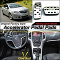 Car Accelerator Pedal Pad / Cover of Original Factory Sport Racing Model Design For BUICK For Excelle HRV / XT / GT Tuning
