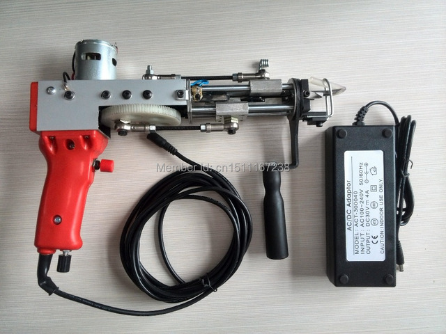 Hand Tufting Carpet Gun