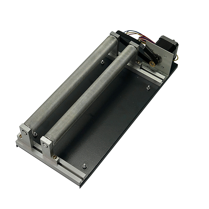 Лазерный гравировальный станок с вращающейся осью для лазерной гравировки 3040/6040 CO2
