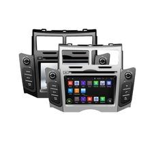 Octa/Quad Core Android Para TOYOTA YARIS 2005 2006 2007 2008 2009 2010 2011 Coches Reproductor de DVD de Navegación GPS TV 3G Radio