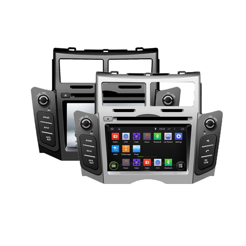 toyota yaris dvd player reviews online shopping toyota. Black Bedroom Furniture Sets. Home Design Ideas