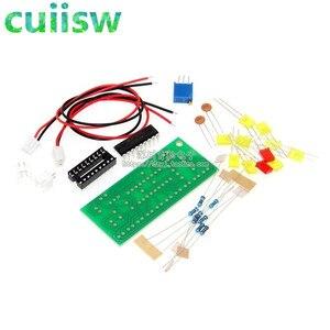 Image 4 - LM3915 10 Led Sound Audio Spectrum Analyzer Indicator Kit Diy Electoronics Solderen Praktijk Set