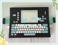 For Willett 630 Inkjet Printer Accessories Keyboard Film Button Board PVC Panel|Computer Cases & Towers| |  -