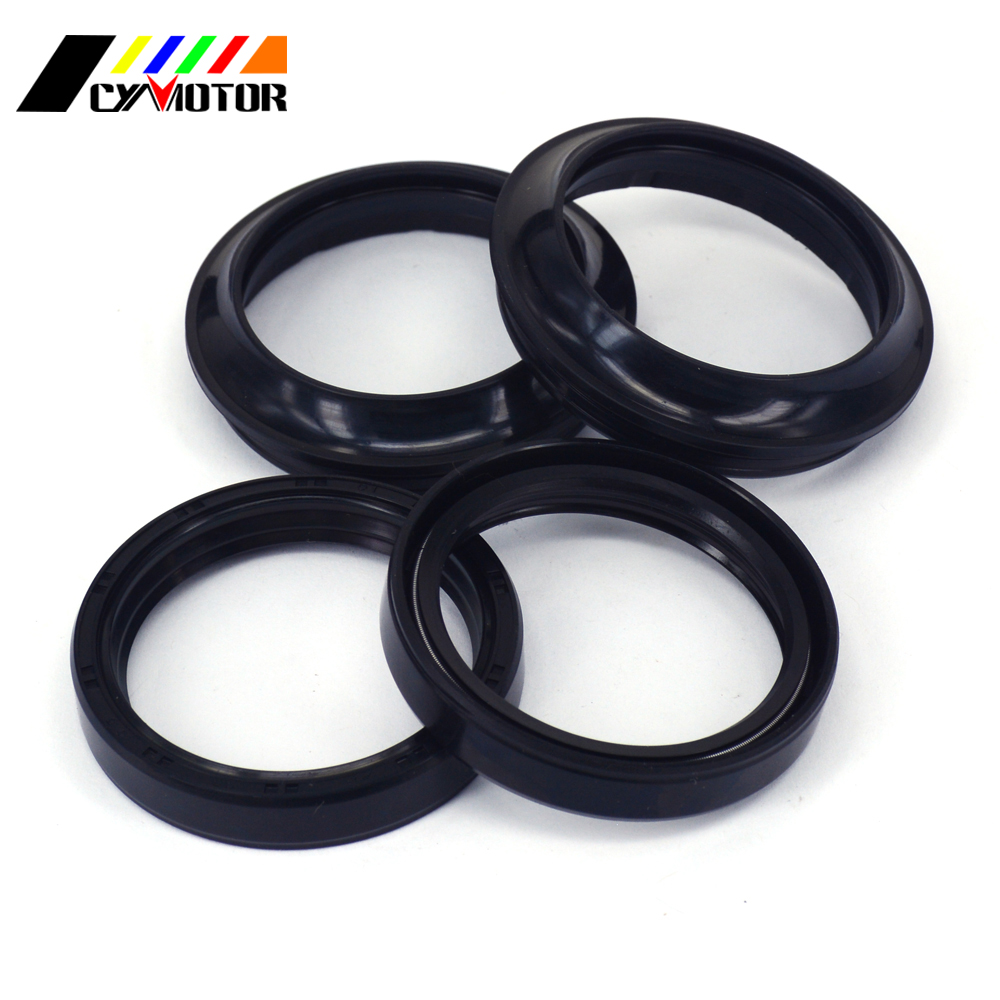 41*54*11 Front Fork Damper Oil Seal Gasket Dust Seal For SUZUKI GSX GSXR 600 750 1100F W SV650 VL 800 1500 VZ800L VS1400GLP ahl motorcycle front fork damper oil seal for suzuki gsf400 bandit 400 1991 1992 1993 shock absorber oil seal