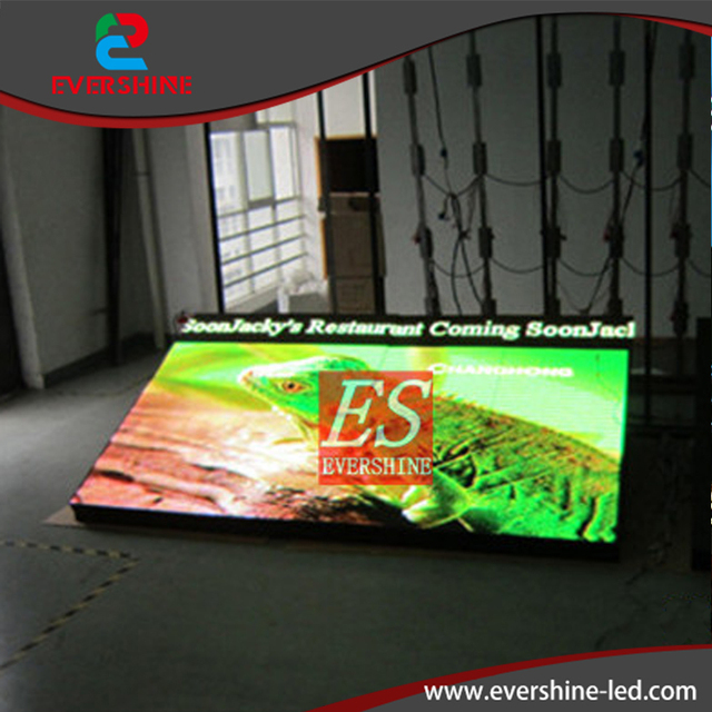 Front Open LED Display Project Solution For Shop Mall & Outdoor Advertisement 2 Year Warranty