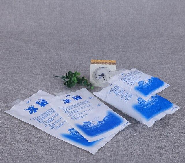 Caixa termica HJKL barato Isolados em-personalizado reutilizável seco frio gel bloco de gelo saco térmico para alimentos caixa de almoço latas de vinho médica