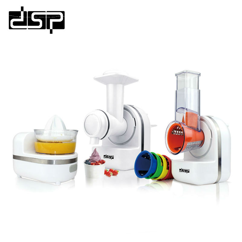 DSP 3 IN 1 Cooking machine mixer juice machine to make jam  Food Processor Dessert Making Juicer Food Processor 220-240V150W