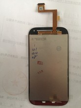 Original For htc ONE SV lte Super LCD Display Screen Assembly Black jskei для htc 816h lcd black