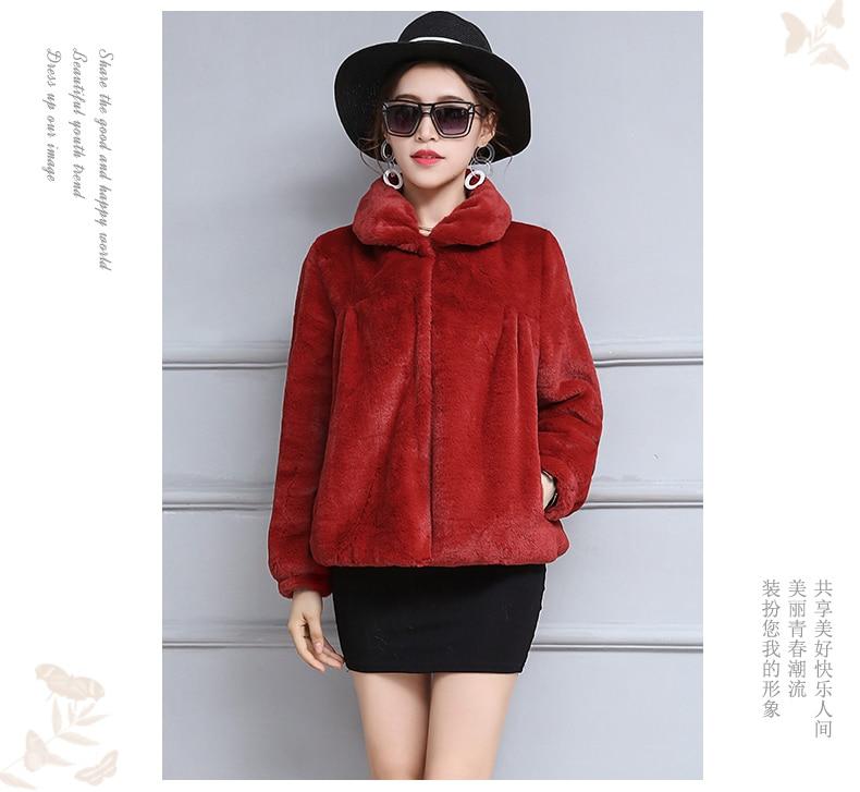 peludo casaco Limo Alta 13