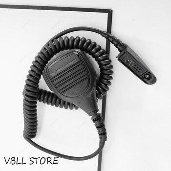 Micrófono y altavoz remotos para Motorola HT750 HT1250 HT1250LS HT1550XLS MTX850 MTX850LS MTX900 PRO5750 PRO7150 PRO7350 PRO7450 Radio