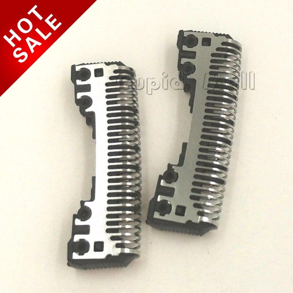2 Pcs Alat Cukur Kepala Cutter Untuk Panasonic Wes9068 Es8103 Pisau Kerik Lipat Dan Praktis Es8109 Es8103s Es St23 S8161 Es8101 Lc62 Es8249 Ga20 Ga21
