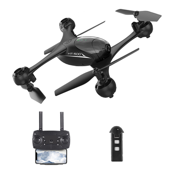 KF600 New Quadcopter WiFi FPV RC Drone with Dual 720P HD Camera Altitude Hold Optical Folow Positioning Dron