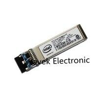 Intel E10GSFPLR FTLX1471D3BCV IT 10G single mode optical fiber SM Ethernet SFP+Transceiver module 1310 NM 10km For X520 DA2