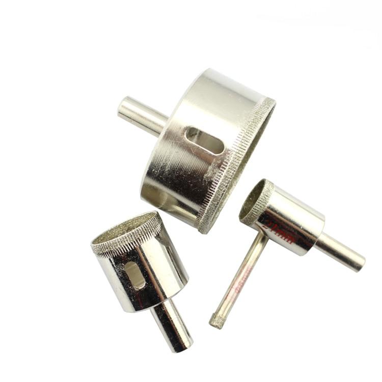 Klaasist puurvardaga teemantsaagiga puurvarda 3-55mm - Puur - Foto 4