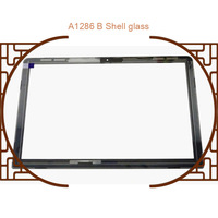 ABAY New A1286 Front LCD Screen Glass For Macbook Pro 13 B shell glass 2008 2012 year