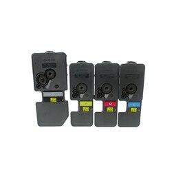Vilaxh TK-5230 z tonerem wkład z chipem do Kyocera TK5230 ECOSYS P5021cdn P5021cdw M5521cdn ECOSYS M5521cdw drukarki