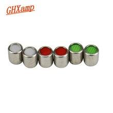 GHXAMP Filtros de amortiguación para auriculares, para knoples Shure E3C E4C SE530 SE535, alta frecuencia, bricolaje, 2 uds.