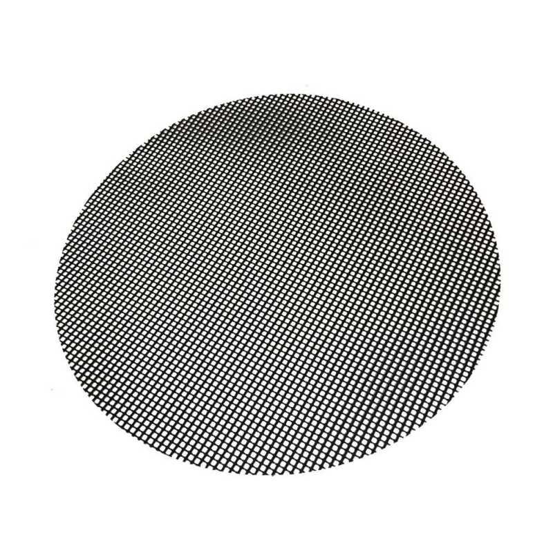 Высокое качество Гриль коврик круглый барбекю тефлон отличные анти прилипания